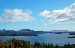 Conic Hill (jaggystu71) Tags: mountains scotland hills lochlomond luss beinndubh
