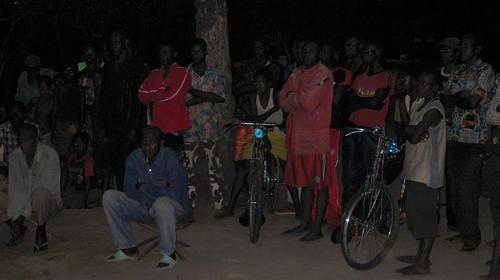 Tshombe Kilima turnout