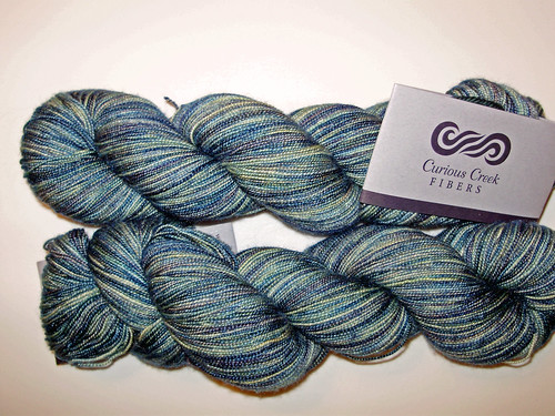 Curious Creek Silk/Merino-MSW