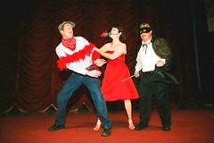 On Stage for Murder (bluegrassmysterytheatre) Tags: lexingtonky dinnertheater bluegrassmysterytheatre