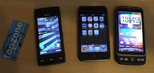 Nokia X6: 16GB Xpress Music telefonas