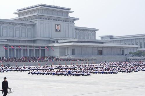 Kim Il Sung's Mauseleum