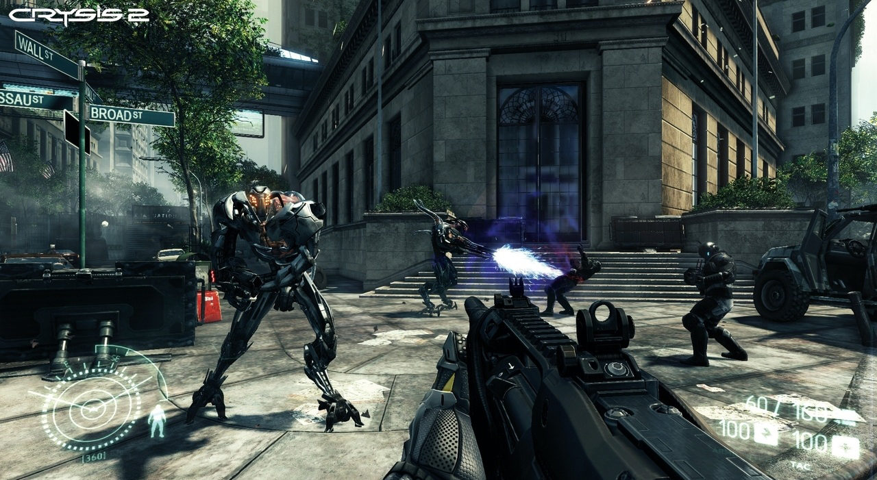 Crytek: консоли нового поколения в 2013 году
