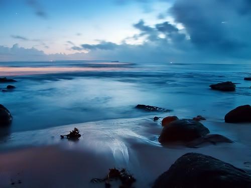 フリー写真素材, 自然・風景, 海, ビーチ・砂浜, オーストラリア, ブルー,