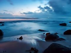 [フリー画像] 自然・風景, 海, ビーチ・砂浜, オーストラリア, ブルー, 201105090700