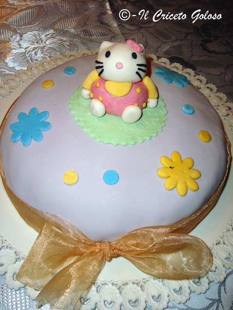 Torta Hallo Kitty 2
