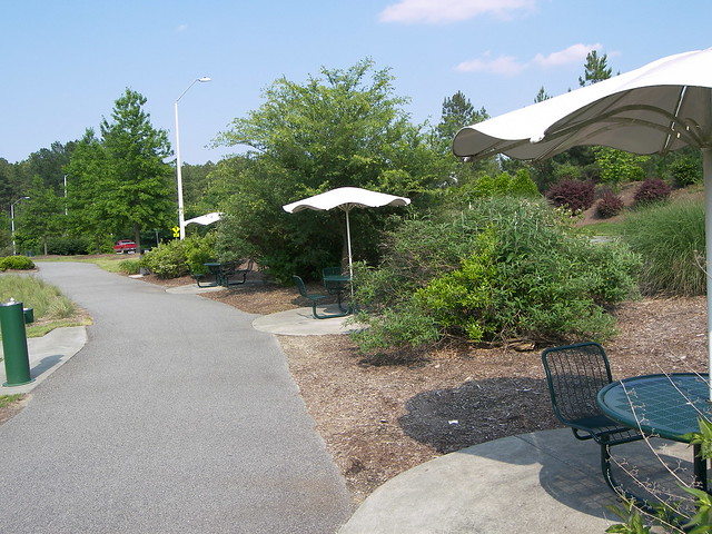 Cary NC :  Sears Farm Road Park