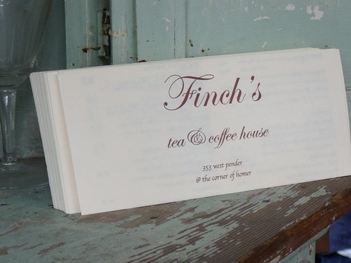 Finch's (Downtown Vancouver)