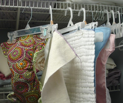 Hang Dry Cloth Diapers