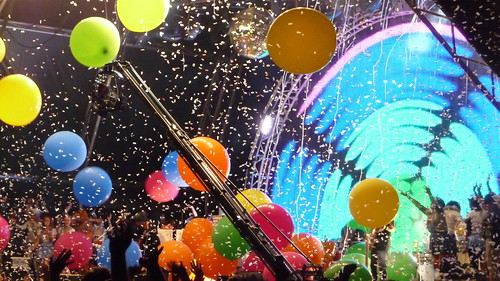 Flaming Lips - Barcelona, 26.05.2011