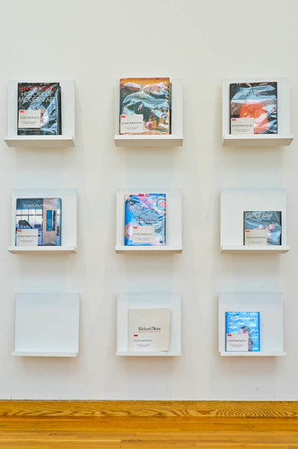 Books As An Art Form. How Long Until Printed Materials Are Nothing More Than Museum Pieces?