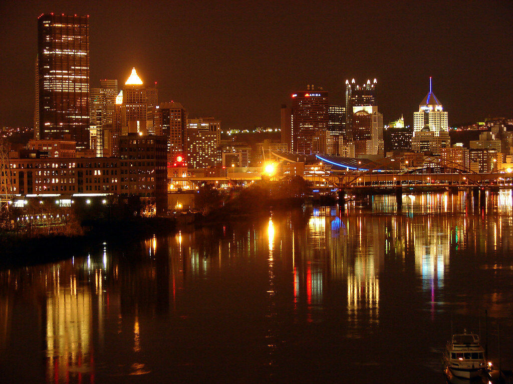 25 photos of Pittsburgh (business, places, pictures
