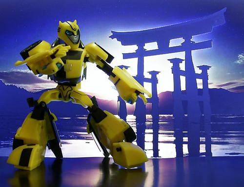 kung fu Bumblebee