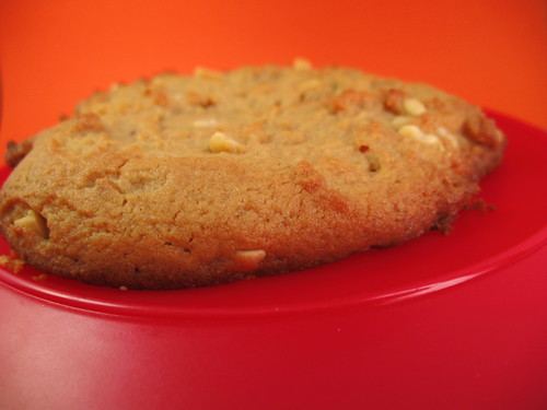 Big Peanut Butter Cookie