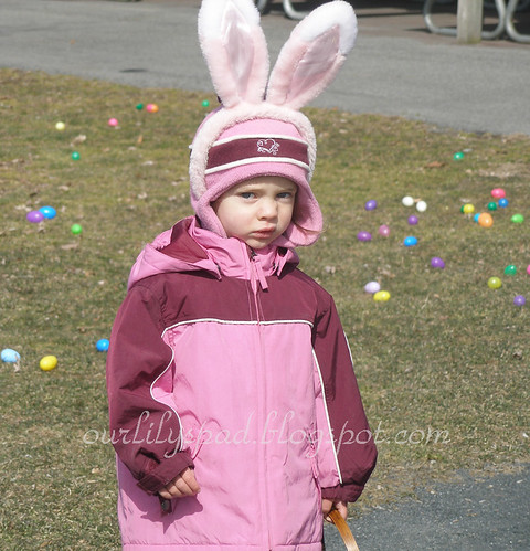 Easter Egg Hunt Disappointment