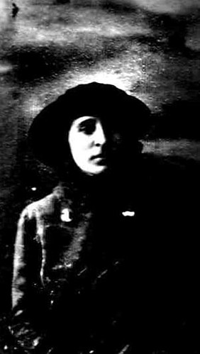Alice B Toklas 1916 - Passport Photo