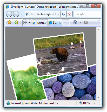 Silverlight Demonstration
