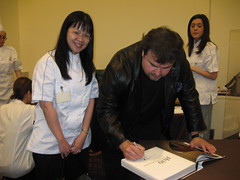 Pierre Hermé: Signing my PH10