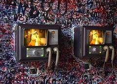 Tell Me a Love Story (segamatic) Tags: vacation italy house canon eos europe grafitti shakespeare verona romeo juliet phones audioguide 40d tamronaf1750mmf28xrdiiildasphericalif photofaceoffwinner photofaceoffplatinum europe2008 pfogold pfoplatinum