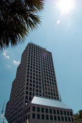 Bank Of America Building Orlando Fl