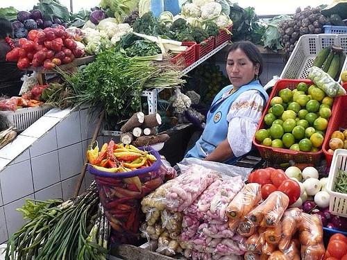 Ecuador-food-stall