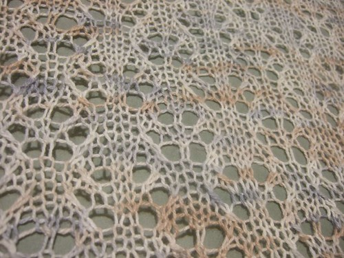 Star of Evening Shawl (4)