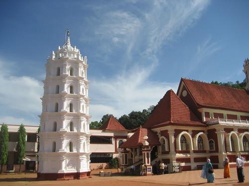Shantadurga Mandir, Goa