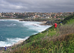 Tamarama Bay and Bronte Beach