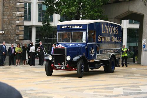 5t Bakery Van 1935