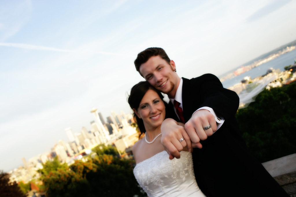 Landon & Gina's Seattle Wedding