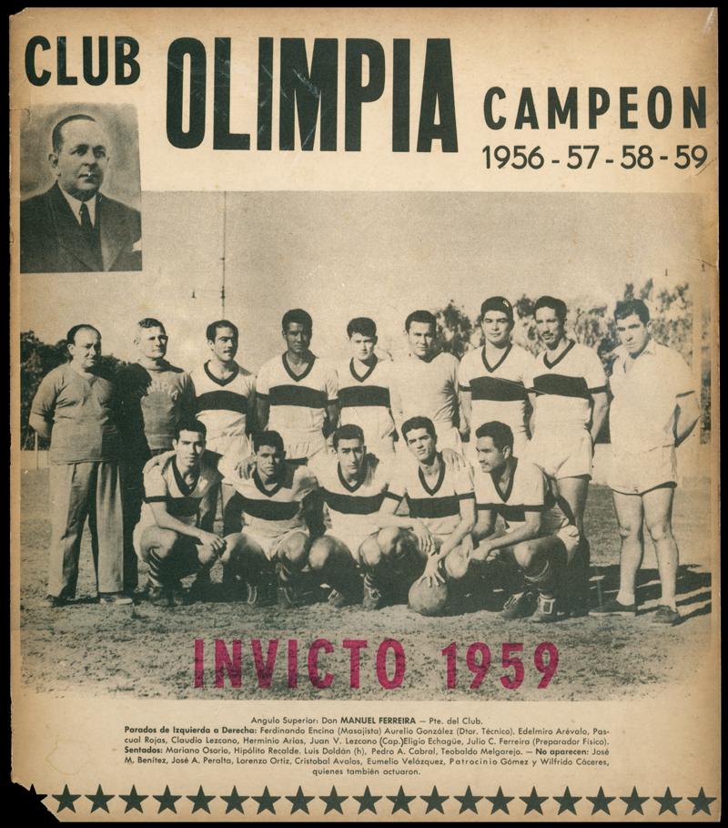 Hiser Blog Olimpia De Paraguay