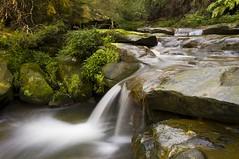 Flat rock falls (SLR_Ninja) Tags: ex water port landscape waterfall moving long exposure slow shutter