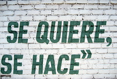 Se quiere, se hace! (danieleb80) Tags: peru southamerica lima barranco sequieresehace