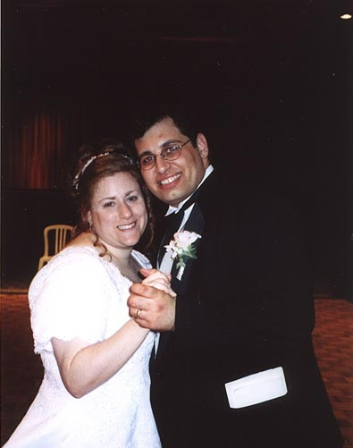 16 - Our first dance