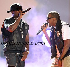 kanye west young jeezy bet awards 2008