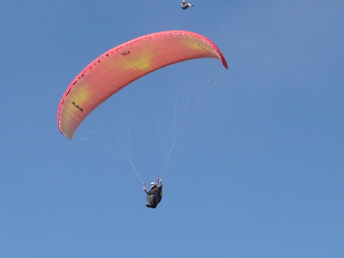 Paragliding, libertà
