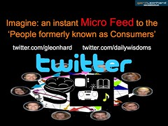 Social Media Futures: Micro Feeds to Users