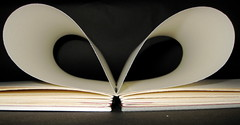 Etsian Word Cloud White - 2 (A Yen for Paper) Tags: notebook journal etsy coptic handbound wordcloud