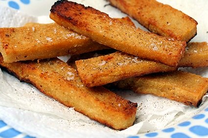 Panisse Recipe - David Lebovitz