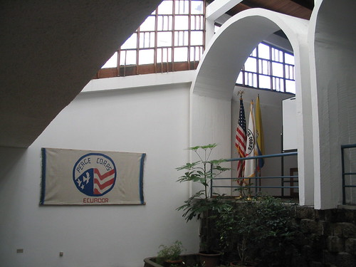 Peace Corps Office in Quito