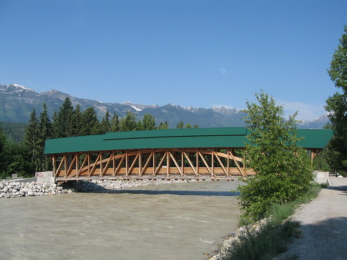 Covered Bridge, Golden