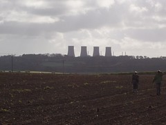 Our local nuclear power statiion-as viewed by onlookers! (lezzerly) Tags: station power cross nuclear chapel