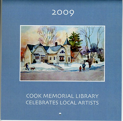 Cook celebrates local artists