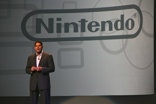 Reggie: 'Nintendo IS listening to fans'