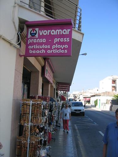 supermarkets in puerto pollensa
