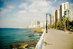 01 07 2008 - 035 (DiEGO from Paris) Tags: sea summer mer corniche promenade beirut beyrouth liban