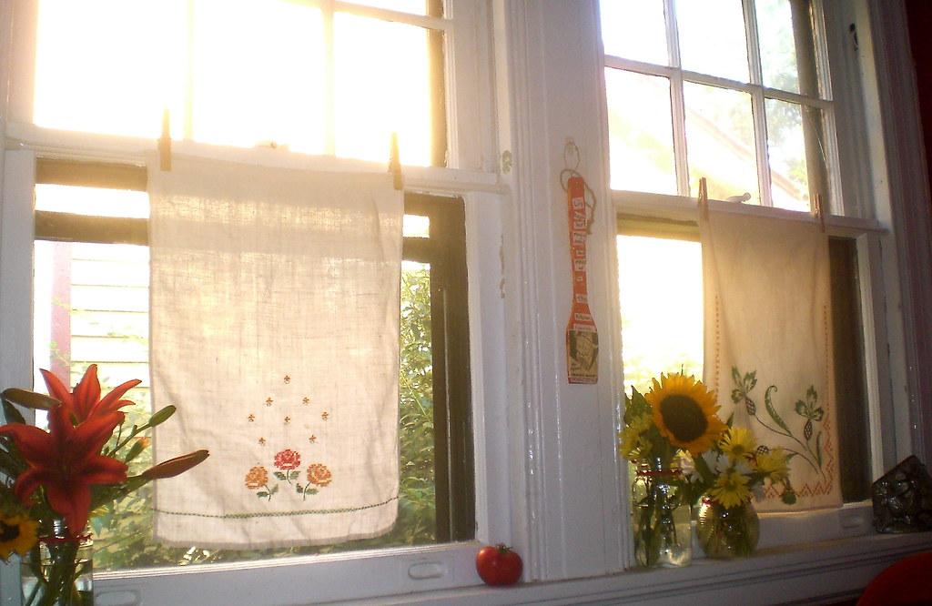 My kitchen windows