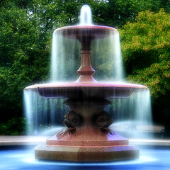 HDR Fountain