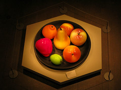 Fruit from above (kimbar/Thanks for 2.5 million views!) Tags: sanfrancisco california sculpture art fruit museum fromabove deyoung
