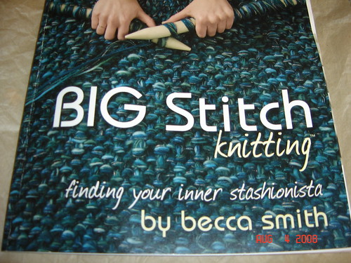 Big Stitch Book